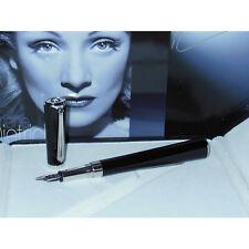 New* Montblanc Marlene Dietrich Special Edition Fountain Pen B 18K Gold 101399**