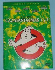 DVD CAZAFANTASMAS 1 Y 2 - ED.ESPECIAL - SIGOURNEY WEBER - BILL MURRAY DAN AYKROD
