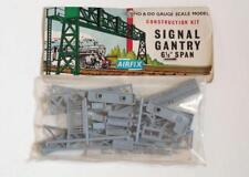 """AIRFIX - PLASTIC KIT - TRACKSIDE (SIGNAL GANTRY 6 1/4"""" PAN)  BAGGED / COMPLETE"""
