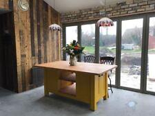 Kitchen Island Bespoke Rustic - The Sandringham