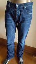 BOTTEGA VENETA Made in Italy dark wash JEANS - worn once - Size 50