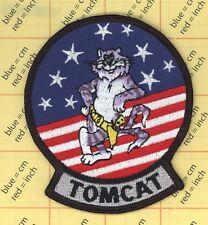 Tomcat patch F-14 Topgun movie USN Navy US 2nd version Pilot Costume Tom Cruise