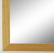 Miroirs marron rectangulaire muraux pour la décoration intérieure