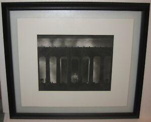 RARE Original TOM BARIL 'WASHINGTON DC' Portfolio of 10 PHOTOGRAVURES -Proof Set