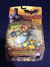 Batman Begins Skull Strike Scarecrow Action Figure