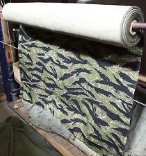 Vietnam TigerStripe Cloth 1 yd 100% Cotton Twill
