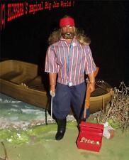 Big Jim - Custom - Sandokan / Captain Flint  Pirat / Pirate - Buccaneer / Mattel