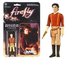 MALCOLM REYNOLDS Firefly (Funko ReAction 3 3/4-Inch Figure) - Free Shipping!