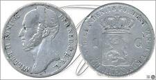 Paises Bajos - Monedas Circulación- Año: 1846 - numero KM00066-46 - 1 Gulden 184