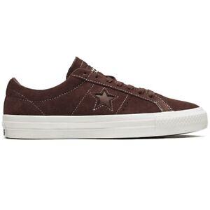 Converse All Star One Pro Ox Men's Athletic El Dorado Brown Sneaker Casual Shoe