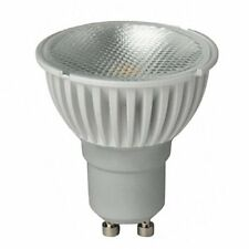MEGAMAN 141435 Dimmable LED Gu10 Bulbs 6 Watt 35 Degree 4000k Cool White
