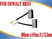 Carbon Brushes For Dewalt  445861-25 DW402 DW313 D26450 DW160 Sander Grinder