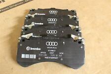 Audi S8 D4 2010-2013 front brake pads for 400mm discs 4H0698151Q Genuine Audi