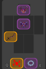 Dungeon Quest Roblox - Enchanted Forest - NEW PURPLE WAR SET - MESSAGE TO BUY