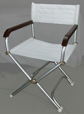 Deck Chair/ Directors Chair  Lightweight compact design Double leg Strong Design