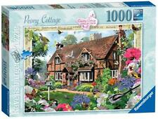 Ravensburger 19413 cottage collection pivoine cottage 1000 piece jigsaw puzzle neuf