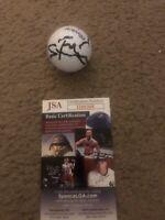 Steve O Jack Ass Signed Autographed Golf Ball Jsa