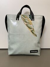 FREITAG TOTE BAG S LELAND - ref. F202 - AMAZING TARPAULINS - NEW WITH TAG - RARE