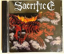 Sacrifice ‎– Torment In Fire CD Unofficial US Thrash Speed Metal