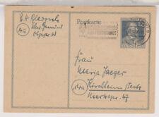 All. Bes./Kontrollrat, P 965 Stuttgart, 20.10.47, MWS Das Fertighaus