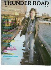Bruce Springsteen - Thunder Road - Rare 1980 Fanzine No. 5