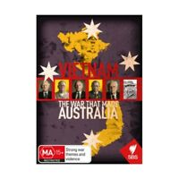 "Vietnam The War That Made Australia DVD AATTV Veteran Interviews a ""Must HAVE"""