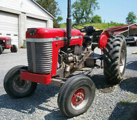 Massey Ferguson MF85 MF88 MF90 SUPER 90 WR 88 85 Tractors Shop Service Manual CD