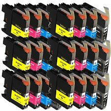 24 Pack LC103 XL LC-103 Ink For Brother DCP-J152W MFC-J245 MFC-J285DW MFC-J450DW