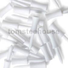 54mm PLASTIC STEP GOLF TEES MEDIUM *** 25 PACK ***