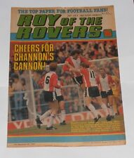ROY OF THE ROVERS COMIC 24TH JULY 1982 KEITH CASSELLS OF SOUTHAMPTONA