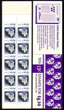 Palau 1983 Clam/Shell/Marine/Nature 10v bklt (n32252)