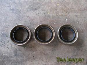 3 x new Oil seal transfer gear Jeep M151 A2