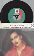"7"" KELLY MARIE-- LOVING JUST FOR FUN"