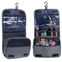 Multifunction Travel Makeup Toiletry Case Pouch Organizer Cosmetic Hanging Bag