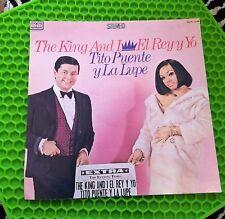 Tito Puente Y La Lupe  El Rey Y Yo/The King And I  CD