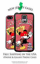 Disney Mickey Mouse Backwoods Cigar Phone Case for Apple iPhone & Samsung Galaxy