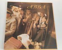ABBA SELF TITLED VINYL LP 1975 UK  EPIC  EPC 80835 1st album