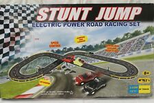 STUNT JUMP ELECTRIC POWER ROAD RACING SET