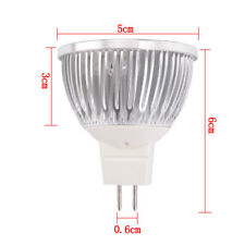 MR16 4W 12V 3000K LED Spot Light Down Lamp Bulb Energy Saving Warm White
