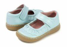 NIB LIVIE & LUCA Shoes Ruche Light Blue Toddler 4