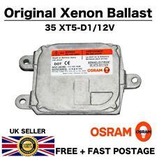 OSRAM XENAELECTRON 35 XT5-D1/12V Xenon Hid Faros lastre ECU de Control 1457698