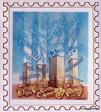 BIBLIOTHEQUE NATIONALE Yt3041  FRANCE  FDC Enveloppe Lettre Premier jour
