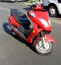 Dongfang 150cc New scooter 2012 engine  runs good sale all bike has MSO