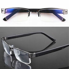 Damen Herren Lesebrille Brille Lesehilfe Sehhilfe +1,0+1,5+2,0+2,5 GESCHE r D3D3