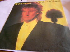 "7"" Rod stewart, tonight I´m yours  ***"