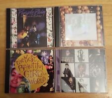 PRINCE CD Lot The Most Beautiful Girl In The World Purple Rain Best of Diamonds