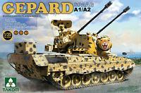 Takom 1/35 2044 Gepard SPAAG A1/A2