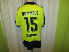 Borussia Dortmund Puma Spieler/Matchworn Trikot 2015/16 + Nr.15 Hummels Gr.L TOP