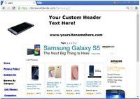 Free Domain,Setup,Bonuses & More! Turnkey Amazon Affiliate Website For Sale!