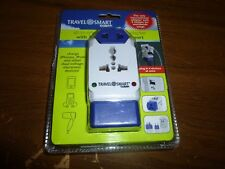 New Conair Travel Smart 3Outlets All-in-One Adapter w/USB - US Europe UK